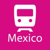墨西哥城铁路图 Lite 5.2.2