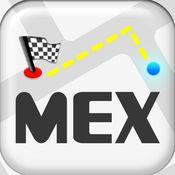 墨西哥地图 9