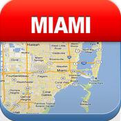 迈阿密离线地图 - 城市 地铁 机场 4.3