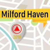 Milford Haven 离线地图导航和指南 1