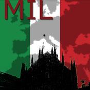 米兰地图 9
