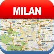 米兰离线地图 - 城市 地铁 机场 4.3
