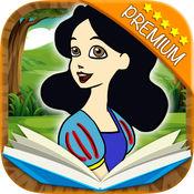 白雪公主经典童话故事+画画拼图游戏儿童睡前有声读物  1.1