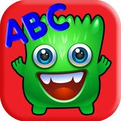 ABC学习的少儿英语教育游戏 1