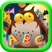 学习ABC形状和Phonice的孩子 1