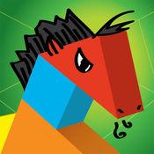 Swipea 儿童七巧板益智拼图:农场动物 3.6.3