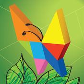 Swipea 儿童七巧板益智拼图:花园旅行 3.6.3
