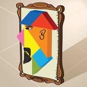 Swipea 儿童七巧板益智拼图:肖像 3.6.3