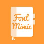 FontMimic Pro - 创意字体预览工具 2.0.0
