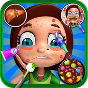 儿童大型手术 - 根治一点耐心在这个医生模拟器游戏 1