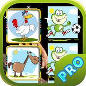 儿童记忆游戏动物&动物颜色书的孩子 1.0.5