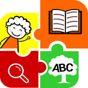 儿童图片词典,适合儿童学习第一句话的交互式图片词典 1