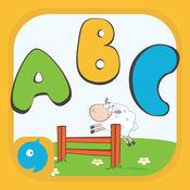 孩子学龄前学习字母游戏-使您的孩子学习字母和单词 4.1.0