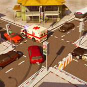 城市交通控制高...