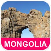 蒙古 离线地图 - PLACE STARS v1.1