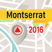 蒙特塞拉特 离线地图导航和指南 1