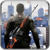 军事狙击手射击游戏攻击杀手游戏