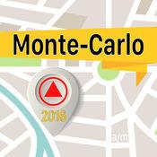Monte Carlo 离线地图导航和指南 1