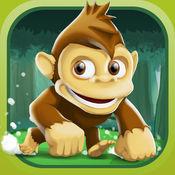 香蕉岛 穿越丛林运行 – 猴子亚军街机游戏 1.1