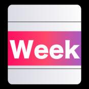 Week Table Free  2