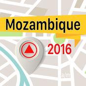 莫桑比克 离线地图导航和指南 1