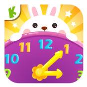 宝宝学习时间:认识数字,时钟结构儿童拼图早教游戏 2