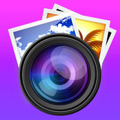 最好的照片编辑器 - 效果,更20工具,表情符号,贴纸 1