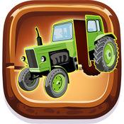 孩子车辆游戏 : 男孩学习拼图 1.4