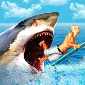 杀手 鱼 猎人 : 鲨鱼 攻击 1