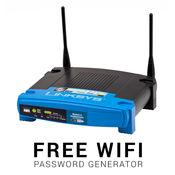 免费的WIFI密码...