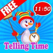 Telling Time : 学习英语人数 1