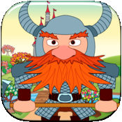 部落冲突 - 小游戏 免費 - Barbarian Max Wheel Axe - The