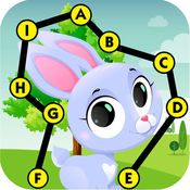 连线 123 动物的图片 Activity for kids 1