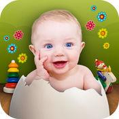 未来宝贝的脸:怀孕期间得到婴儿照片 5