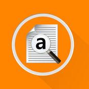 FX文本阅读器 - 最好的文档扫描仪的文字OCR应用程序 1