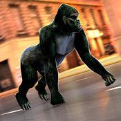 神奇小镇大猩猩跑酷 - 卡通动物梦想飞车大作战 1.6.0