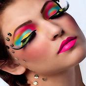 舞台妆知识百科:快速自学参考指南和教程视频 1