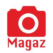 杂志相机 - 创意杂志封面制作,大家更爱用的美图软件 1.1