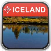 离线地图 冰岛: City Navigator Maps 1.1