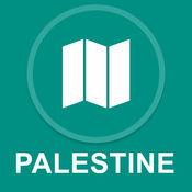 巴勒斯坦 : 离线GPS导航 1