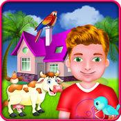 我的家庭小镇农场故事 1