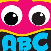 亏得字母和字母怪物拼图 为幼儿园和学龄前儿童而设的声音