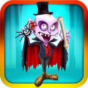 我的辣妈小怪物和僵尸装扮俱乐部游戏 - 免费应用程序 1