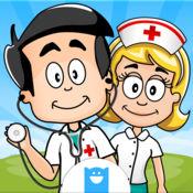Doctor Kids - 儿童医生 - 适合儿童的医院游戏 (No Ads) 1