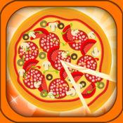 披萨点击中心和餐厅交付躁狂症 - 食物点击狂潮 - 免费版