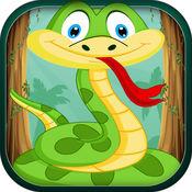 可爱的蛇跳热潮 - 微型蛇斗(免费) 1