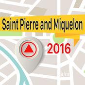 圣皮埃尔和密克隆 离线地图导航和指南 1