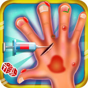 我的小手医生 - 患者在手术和治疗游戏在诊所医生 1.4