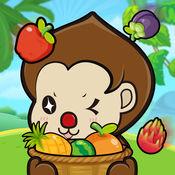 我的小王国 -ABC 收集水果 1