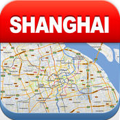 上海离线地图 - 城市 地铁 机场 4.3